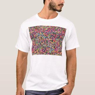 T-shirt Pontos coloridos