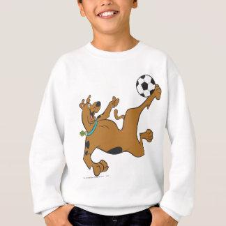 T-shirt Pose 10 dos esportes SDX de Scooby Doo
