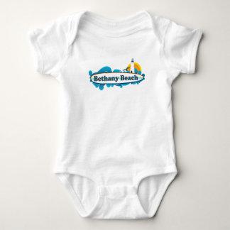T-shirt Praia de Dewey