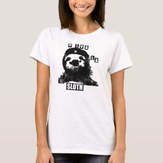 T-shirt Preguiça do la de Viva (disponível nos tamanhos