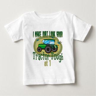 T-shirt Primeiro aniversario resistente do trator