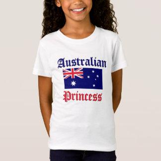 T-shirt Princesa australiana 2