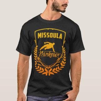 T-shirt Protetor de Missoula Parkour