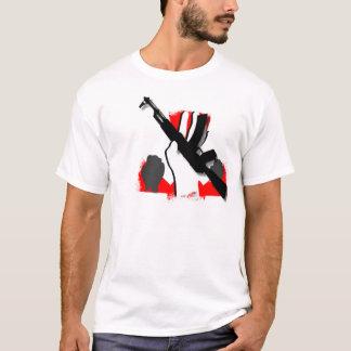 T-shirt Punho da ascensão