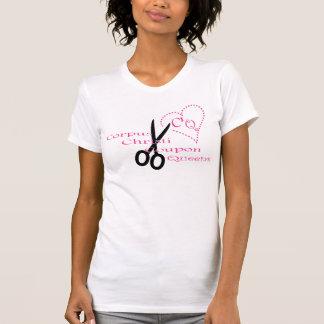 T-shirt Queens do vale de Corpus Christi
