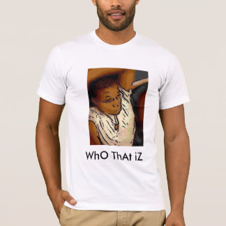 T-shirt quem esse iZ