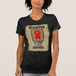 T-shirt Querido: Uma cura para o AIDS