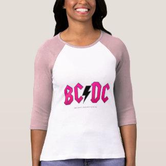 T-shirt Raça de BCDC para a cura