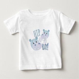 T-shirt Raio Quadril-po anca