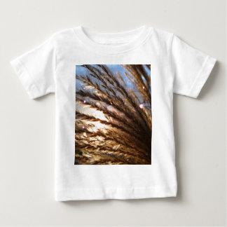 T-shirt Raios claros do trigo dourado e céu azul