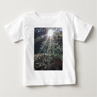 T-shirt Raios do líquene