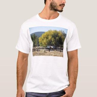 T-shirt Rancho na queda