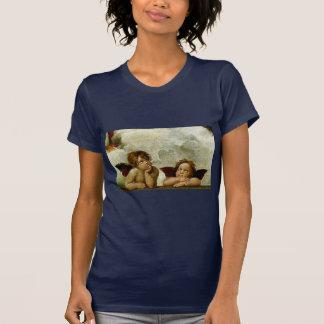 "T-shirt Raphael ""Sistine Madonna"" (cerca de 1513)"