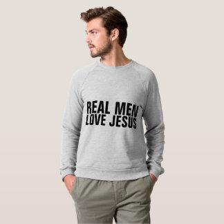 T-shirt REAIS do cristão de JESUS do AMOR dos