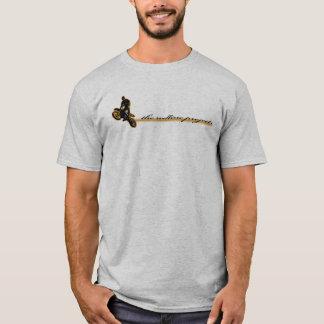 T-shirt Redline a sujeira