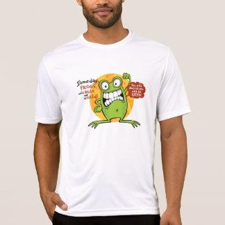T-shirt Regra dos sapos