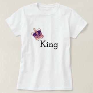 T-shirt Rei (fêmea)