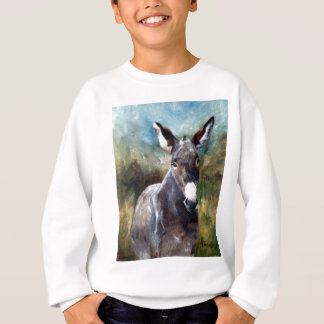 T-shirt Retrato do asno