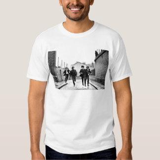 T-shirt retro clássico
