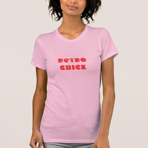 t-shirt retro do pintinho