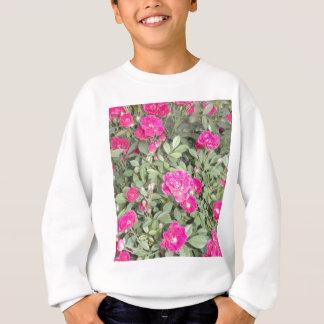 T-shirt Rosas roxos