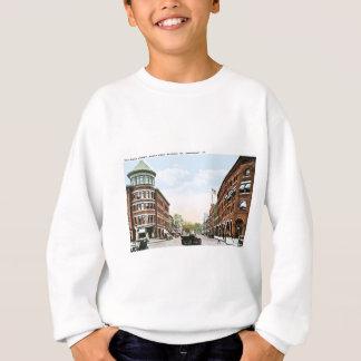 T-shirt Rua da estrada de ferro, St. Johnsbury, Vermont