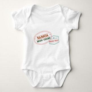 T-shirt Samoa feito lá isso