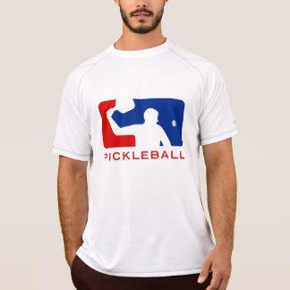 T-shirt seco da malha do dobro do campeão do