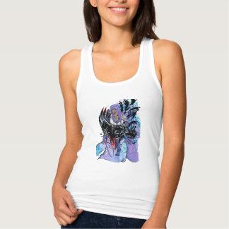 T-shirt Senhora a deusa