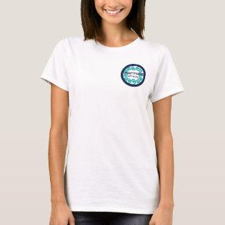 T-shirt sereia fora de serviço