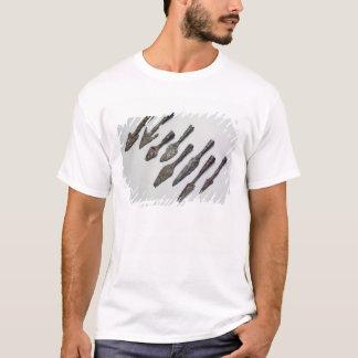 T-shirt Setas, idade do ferro (ferro)