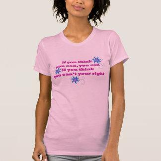 T-shirt seu direito