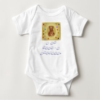 T-shirt SHIRT.2314.INFANT.Bear-y Special.Prpl litros no
