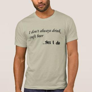 T-shirt Sim eu faço