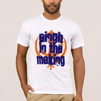 T-shirt Singh no fazer!