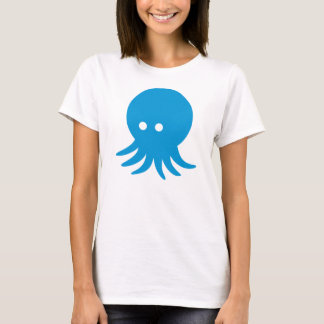 T-shirt Sneaky do polvo (mulheres)