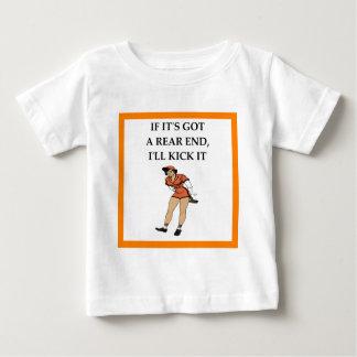 T-shirt softball
