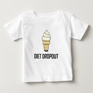 T-shirt Sorvete da saída da dieta