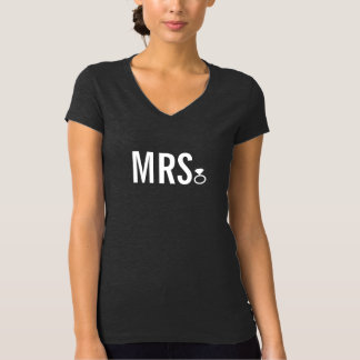 T-shirt - SRA. anel (Bling)