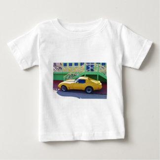 T-shirt Stingray. clássico de Corveta