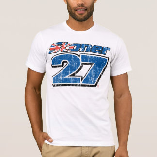 T-shirt Stoner #27 LRG (vintage)