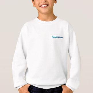 T-shirt SUP clássico da febre do oceano (se levante