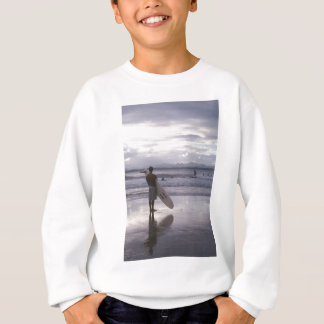 T-shirt Surfista do por do sol de Melbourne