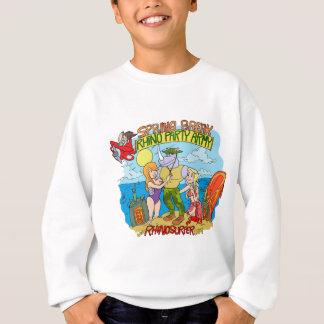 T-shirt Surfista do rinoceronte