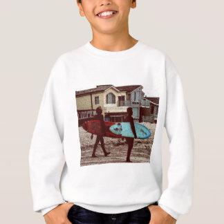 T-shirt Surfistas da velha escola