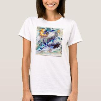 T-shirt T do design de Viking do céltico
