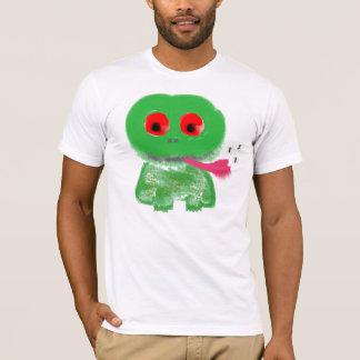 T-shirt T do sapo
