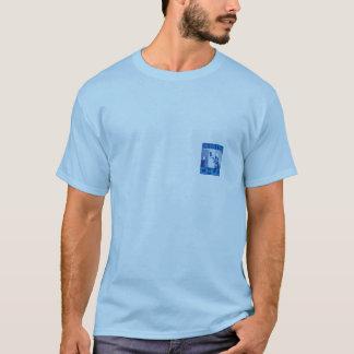 T-shirt T infinito do logotipo do Chug