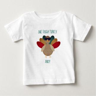 """T-shirt """"T-shirt da acção de graças de Turquia resistente"""""""