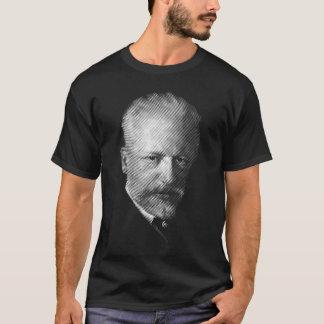 T-shirt Tchaikovsky, compositor